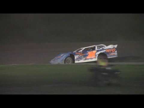 Genesee Speedway Crate Late Model Feature 7-8-17