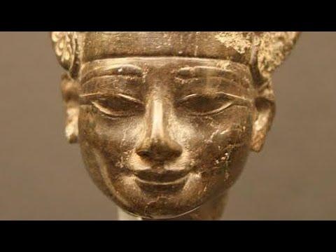 شاهد إعادة تشكيل وجه الطاغية فرعون Youtube