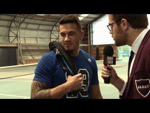 Guy confronts Sonny Bill | 59 Minutes