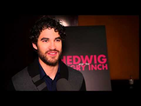 Darren Criss (GLEE) Gets Ready to Star in HEDWIG AND THE ANGRY INCH