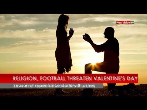 Religion, football threaten valentine's day
