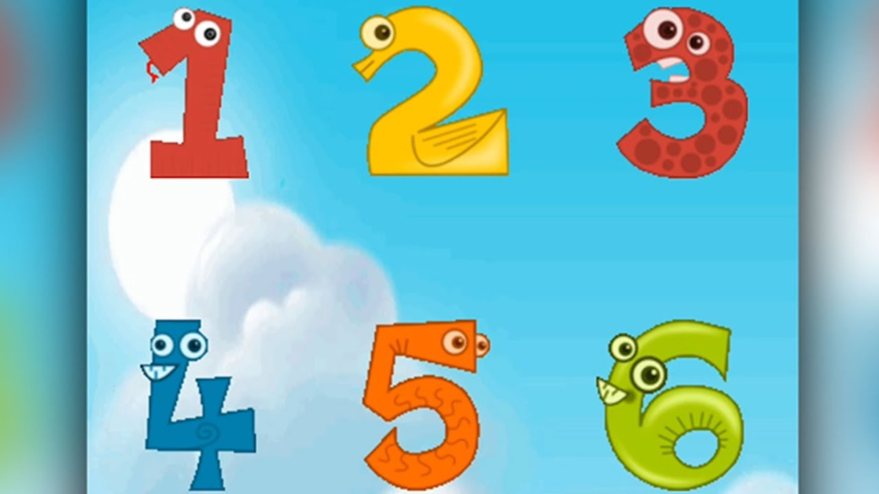 English for Kids: Play to Learn - Numbers - Numbers | Kids Game | Learn | Educational | Fun
