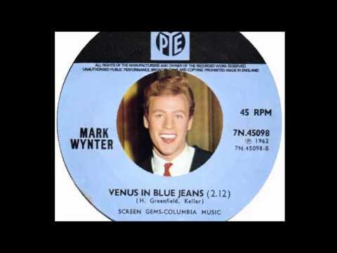 Mark Wynter - Venus In Blue Jeans  (1962)