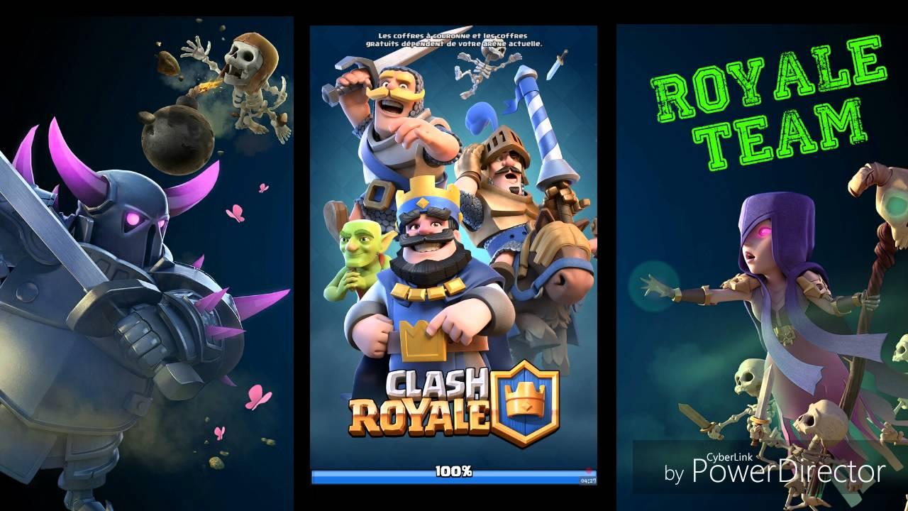 Clash royale le meilleur deck du moment pour ar ne 5 6 for Meilleur deck arene 4