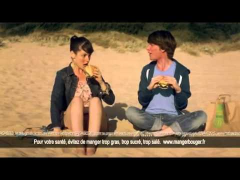McDonald's - publicité 2011 - Le Red Hot Chili Pepper