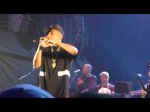 Jay Z - Allure  - B-Sides - Tidal - Live at Terminal 5 in NYC May 17, 2015