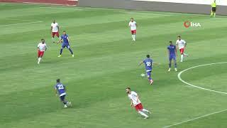 BB Erzurumspor - Antalyaspor : 1- 2 (Özet)
