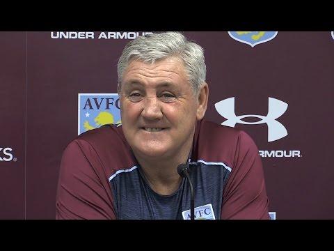 Steve Bruce Full Pre-Match Press Conference - Brentford v Aston Villa