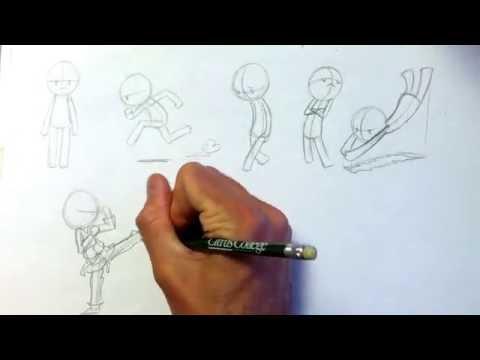 Character Poses thumbnail