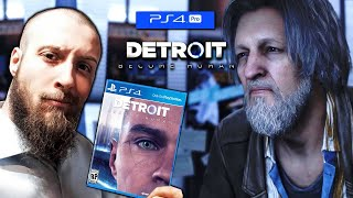 Detroit: Become Human - BUNT MASZYN! [PS4 PRO]
