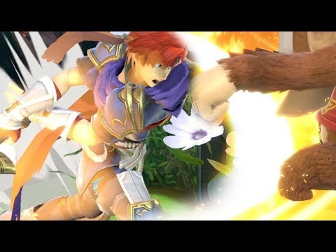 ROY IS TOP TIER IN ULTIMATE - Gameplay Analysis