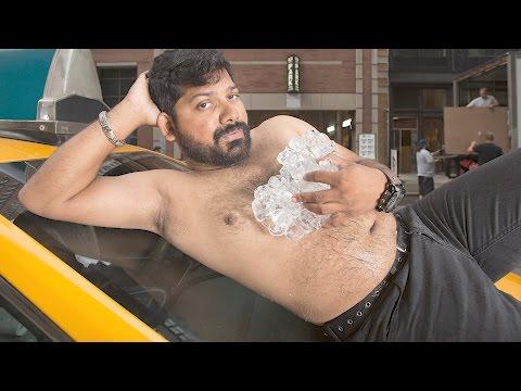HILARIOUS! New York City Taxi Driver's Strip Down for Steamy Calendar Shoot  Splash  TV