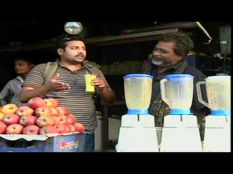Fresh Fruit Juices Recipes - Rajahmundry Special - 03
