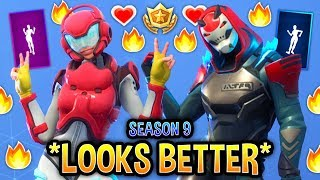 These Fortnite Dances Look Better With These Skins..! (SEASON 9, MAX STAGE)