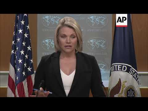 State Dept: Syria and Russia keeping OPCW inspectors out of Douma