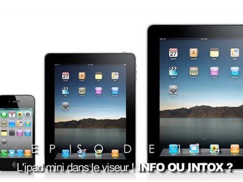 ORLM-114 : L'iPad Mini, Info ou intox?