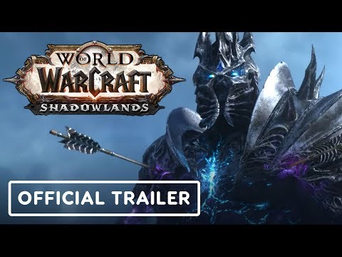 World of Warcraft Shadowlands - Official Cinematic Trailer | Blizzcon 2019