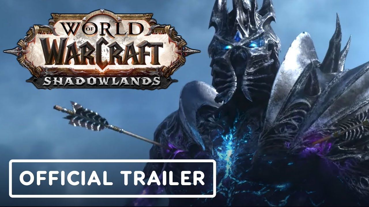 World of Warcraft Shadowlands - Official Cinematic Trailer | Blizzcon 2019 thumbnail