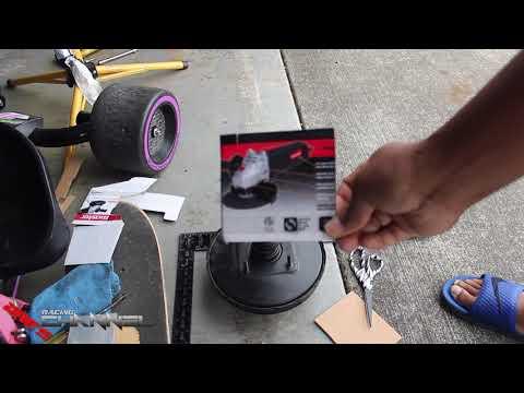 MR2 Brake Booster Delete pt1