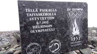 The Helsinki Olympics in 1952