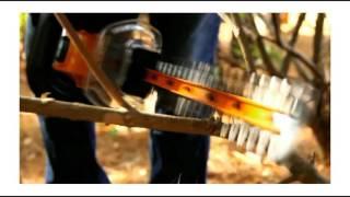 WORX WG268 40 volt Lithium Cordless Hedge Trimmer