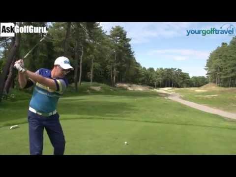 Les Pins Golf Course France