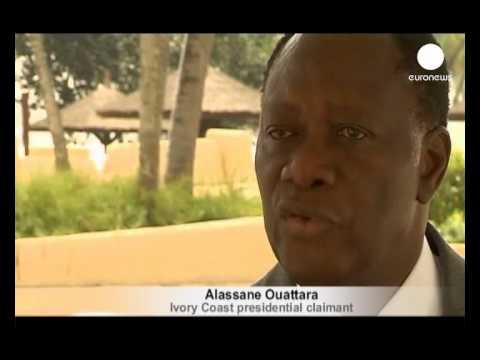 Elfenbeinküste: Weiter zwei Präsidenten