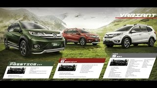 2017 honda brv automatic review new