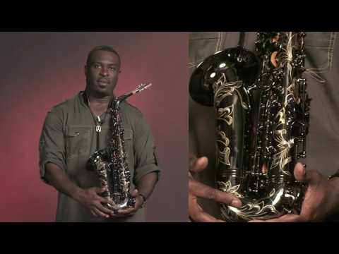 Shelby Brown for Music Factory Direct & LA Sax  HD