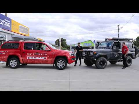 Managing power with REDARC : 4WD New Zealand