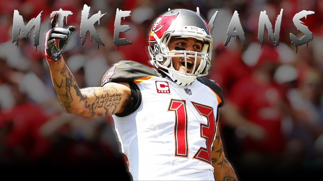 """Mike Evans Tampa Bay Highlights - """"Strong and Physical"""" ᴴᴰ"""