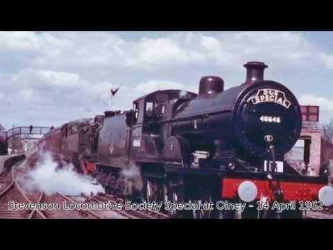 Olney Railway Station Photo Turvey Bedford to Northampton. 2 Piddington