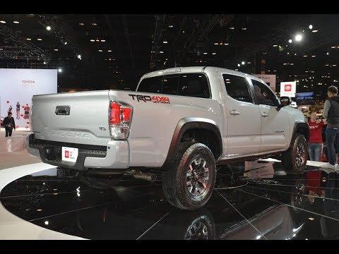 2020 Toyota Tacoma 2019 Chicago Auto Show