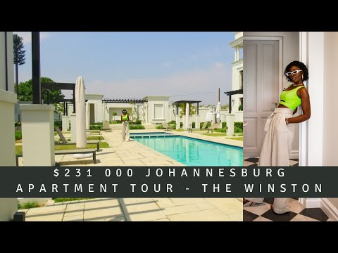 $230 000 Johannesburg Apartment Tour - The Winston