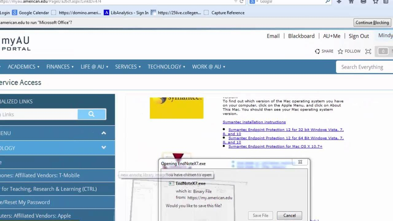 How To Download Endnote