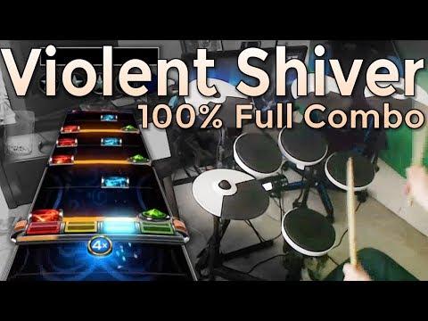 Benjamin Booker - Violent Shiver 100% FC (Expert Pro Drums RB4)