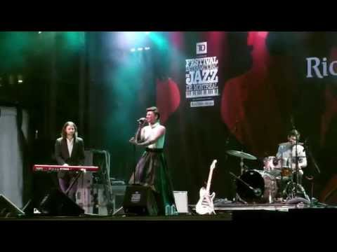 Hollie Smith MONTREAL JAZZ FESTIVAL 2014  Little Wing
