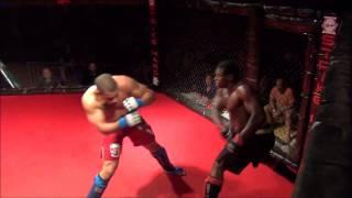 Strike Hard 30 - Rishawn Westin  VS  Rashamon Savage- Mixed Martial Arts (MMA)
