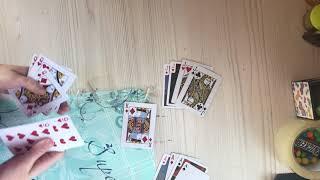 Фокусы с картами магии карты