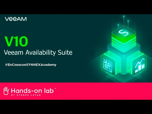 Veeam | Availability Suite V10 - Hands-On Labs
