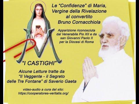 Vergine della Rivelazione spiega i Castighi di Dio