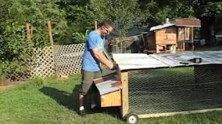 Diy How To Build The Best Chicken Tractor