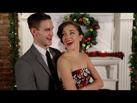 Baby It's Cold Outside Tap Dance ft. Laura Osnes