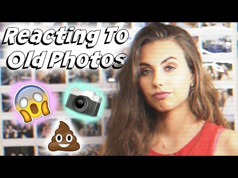 #WBW My Chubby Days | Reacting to Old Photos