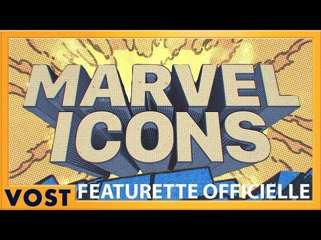 X-Men : Dark Phoenix | Featurette [Officielle] Les Icônes Marvel : Chris & Louise | VOST HD | 2019