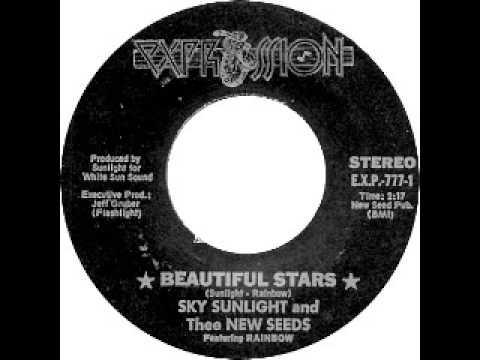 Sky Sunlight Saxon & The New Seeds -Beautiful stars (1976)