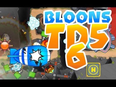 Bloons TD5 / 6 : Locker easy