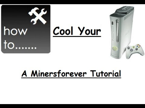 How To Cool Down An Xbox 360