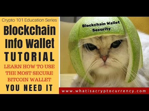 Blockchain info wallet tutorial how to get bitcoin wallet easy blockchain info wallet tutorial how to get bitcoin wallet easy crypto 101 series youtube ccuart Choice Image