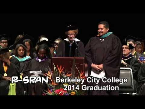P-SPAN #378: Berkeley City College Graduation 2014